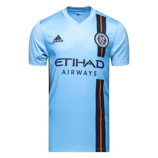New York City FC Home Shirt 2019