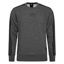 Real Madrid Sweatshirt Seasonal Special - Grau/Schwarz