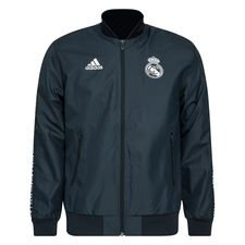 Real Madrid Jas Anthem - Grijs/Wit