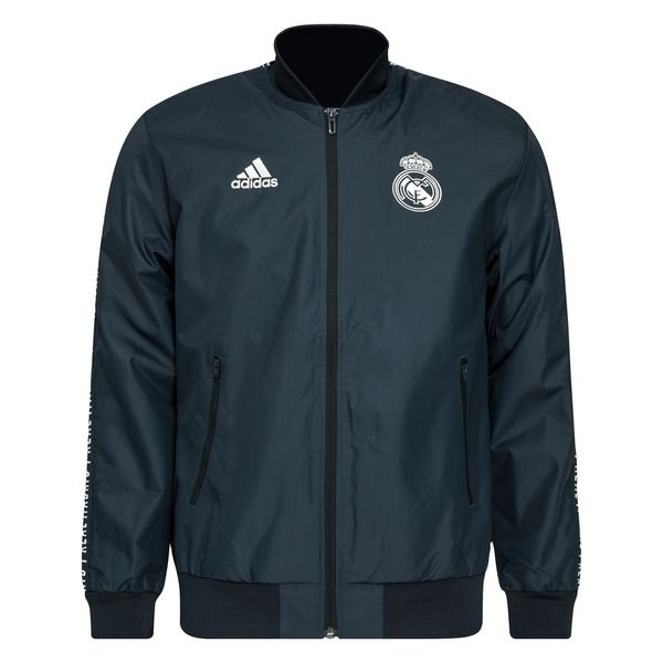 e618ff64f €89.95. Price is incl. 19% VAT. -40%. Real Madrid Jacket Anthem - Tech Onix /White
