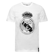 Real Madrid T-Shirt Street Graphic - Vit/Svart