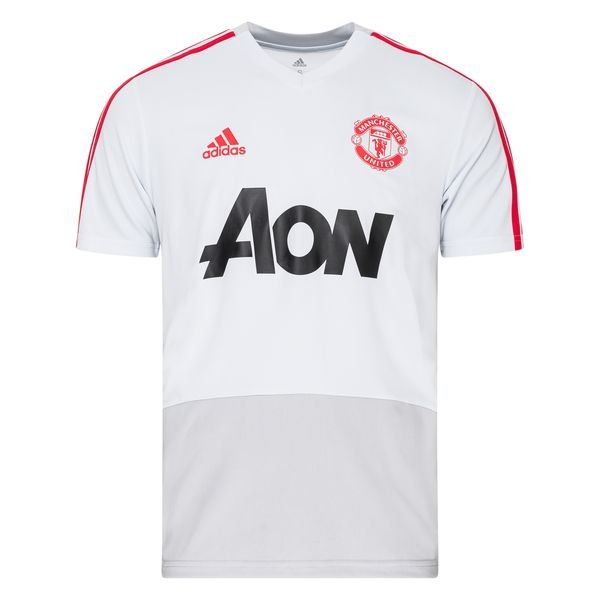 709a3e4a Manchester United Trenings T-Skjorte - Grå/Rød | www.unisportstore.no