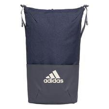 adidas rygsæk z.n.e. core - navy/hvid - tasker
