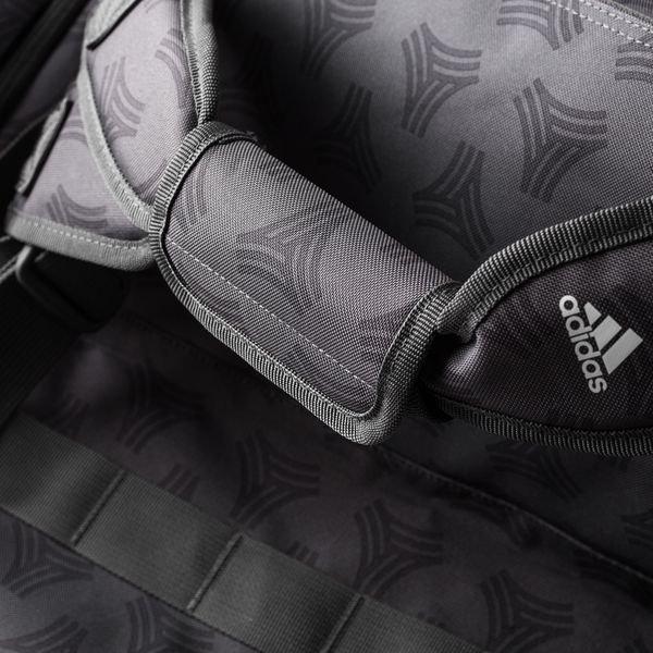 f86856a8183f ... adidas sports bag tango street football - grey four white - bags ...