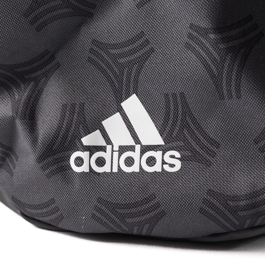 f1565a6520ab adidas sports bag tango street football - grey four white - bags