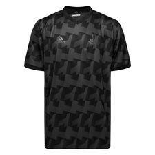 adidas training t-shirt tango aop - grau - trainingsoberteile