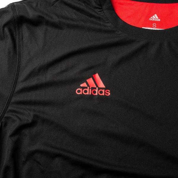 salida para la venta reloj entrega gratis adidas Training T-Shirt Tango Reversible - Black/Red | www ...