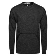 adidas Sweatshirt Crewneck Stadium - Schwarz/Grey Six