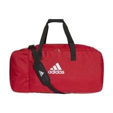 adidas Sporttasche Tiro Duffel Large - Rot/Weiß