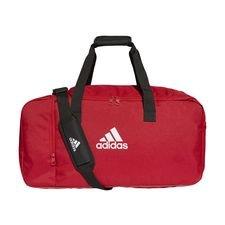 Image of   adidas Sportstaske Tiro Duffel Medium - Rød/Hvid