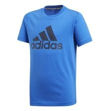 adidas T-shirt Must Haves – Blauw/Navy Kinderen