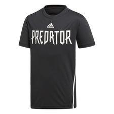 Image of   adidas Trænings T-Shirt Predator - Sort/Hvid Børn