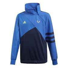 adidas Trainingsshirt Messi HZ - Blauw/Navy/Geel Kinderen