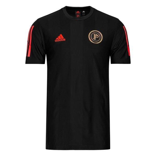 Édition T Season Noirrouge Limitée Shirt 5 Adidas Pogba D'entraînement Paul Yfvybg76