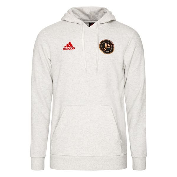 1bffba3ba €89.95. Price is incl. 19% VAT. -30%. adidas Hoodie Paul Pogba Season 5 - White  Melange/Action Red LIMITED EDITION