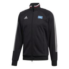 adidas Trainingsjacke 70 years - Schwarz/Weiß LIMITED EDITION