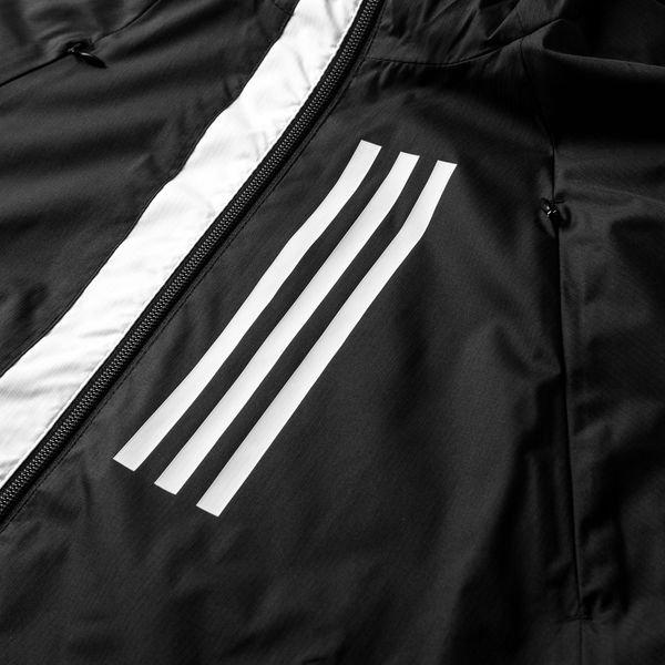 806db6ec0a0 adidas Jakke Fleece Lined ID WND - Sort/Hvid | www.unisport.dk