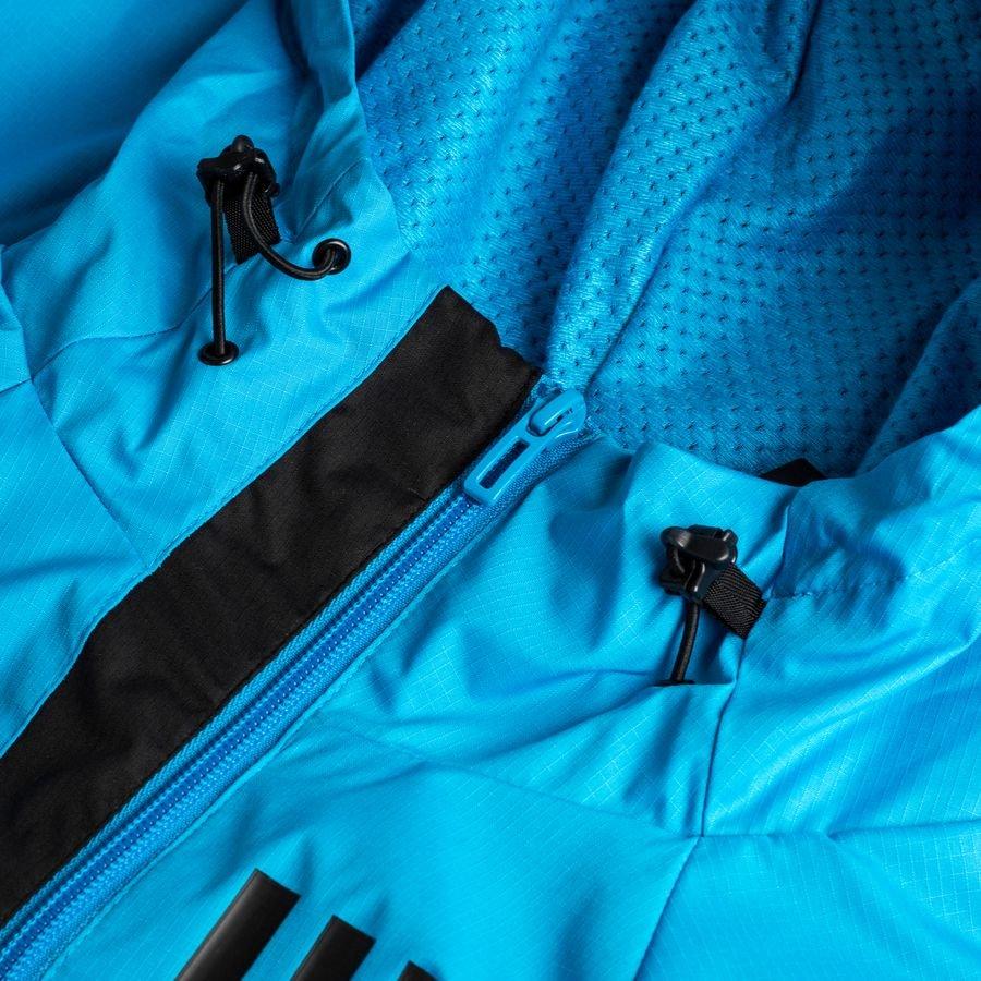 adidas Jakke Fleece Lined ID WND BlåSort