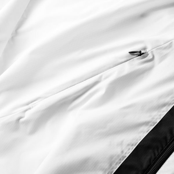 adidas Jacke Fleece Lined ID WND WeißSchwarz   www