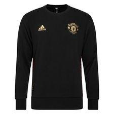Manchester United Sweatshirt Chinese New Year - Svart/Guld LIMITED EDITION