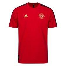 manchester united t-shirt chinese new year - röd/svart - t-shirts