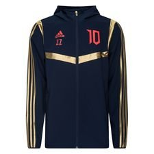 adidas Jacke HD Predator ZZ Icon - Navy/Rot LIMITED EDITION