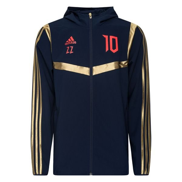adidas Jacke HD Predator ZZ Icon NavyRot LIMITED EDITION