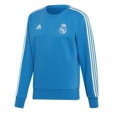 Real Madrid Sweatshirt - Blå/Vit