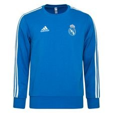 Real Madrid Sweatshirt - Blå/Vit