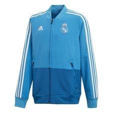 Real Madrid Jacka Presentation - Blå/Vit Barn