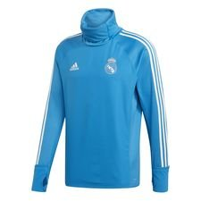 Real Madrid Trainingsshirt Warm - Blauw/Wit