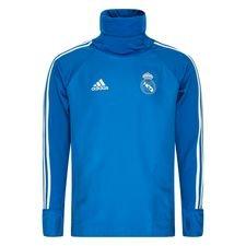 Real Madrid Träningströja Warm - Blå/Vit