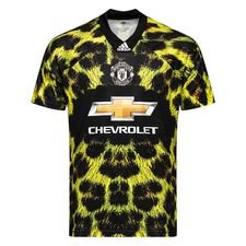 Manchester United 4. Trøje EA 2018 LIMITED EDITION