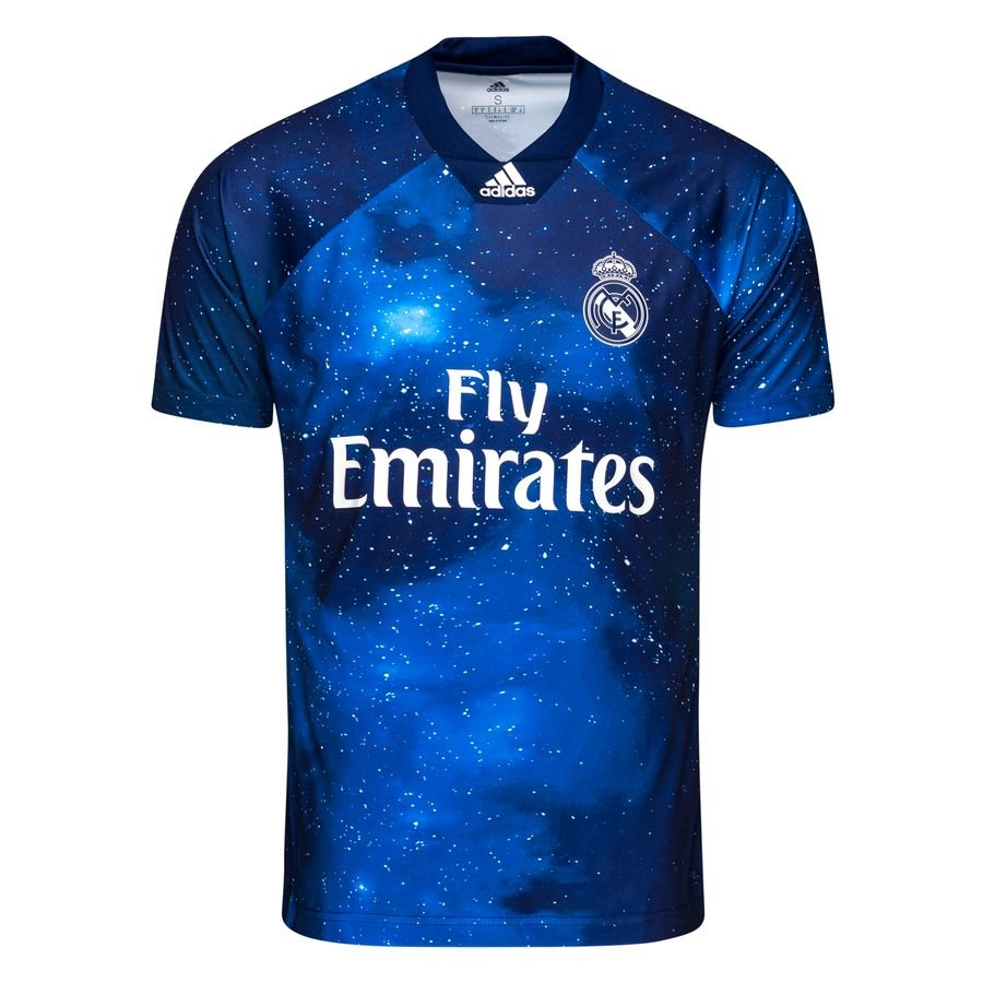 24469d4a7 Real Madrid Fourth Shirt Ea 2018 Limited Edition Www Unisportstore De