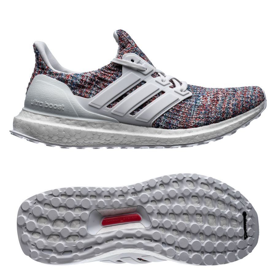 f8c4656d875c68 adidas ultra boost 4.0 - cloud white blue kids - running shoes ...