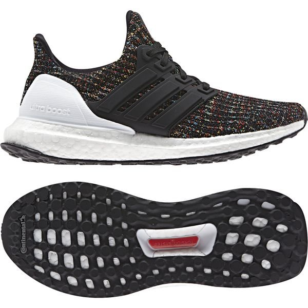 ffcef3cf5315b adidas Ultra Boost 4.0 - Core Black Footwear White Action Red Kids ...