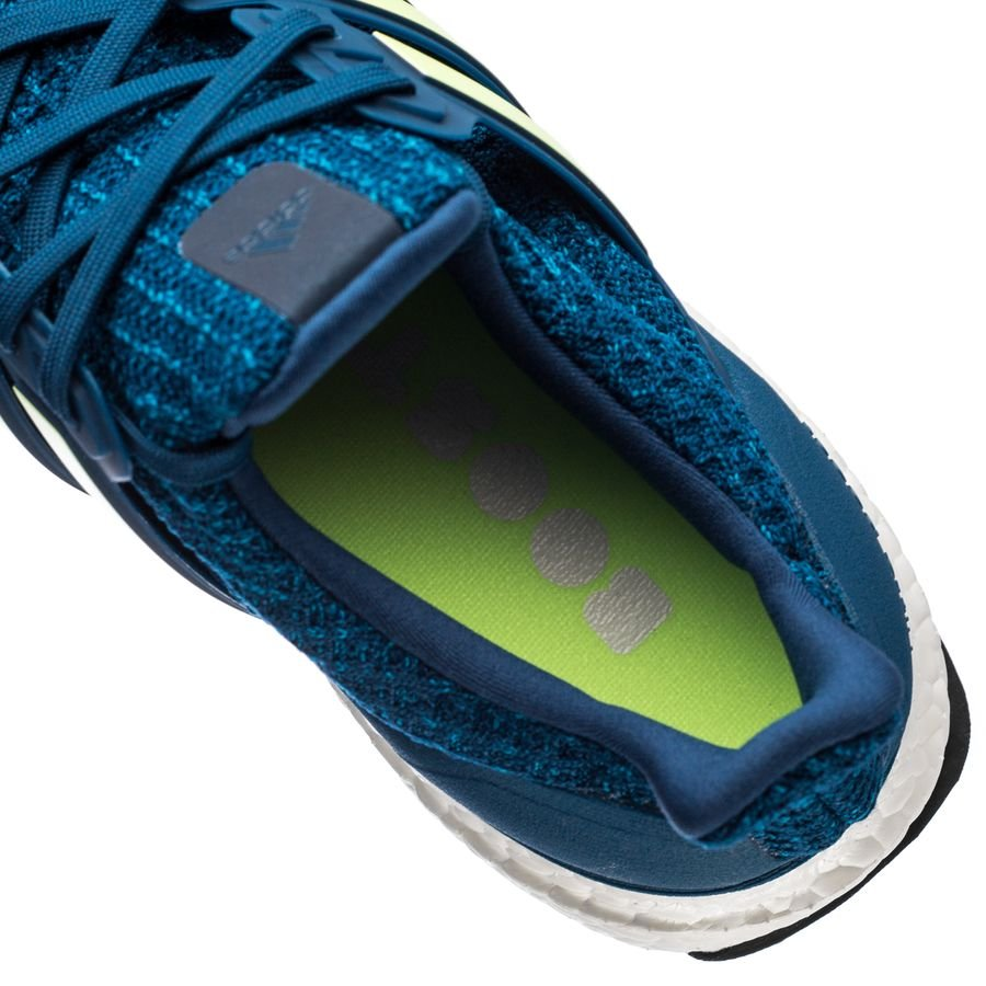 adidas Ultra Boost 4.0 Bleu MarineJaune Hi ResBlanc
