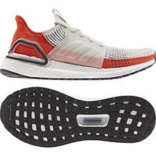 adidas Ultra Boost 19 - Wit/Wit/Rood PRE-ORDER