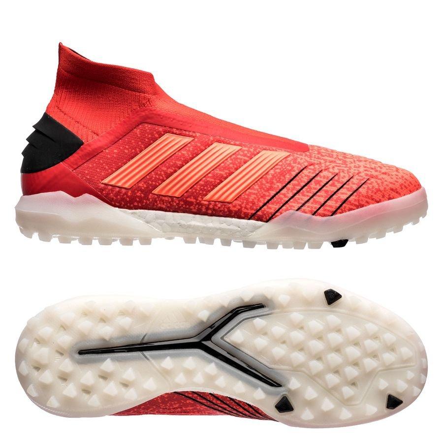 competitive price 9bdf1 37b37 adidas Predator Tango 19+ TF Initiator - RødSort. Fodboldstøvler