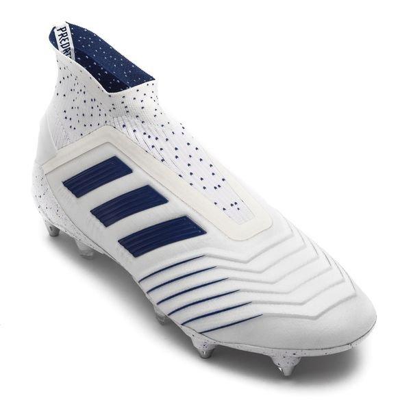 adidas Predator 19+ SG Boost Virtuso Footwear WhiteBold Blue