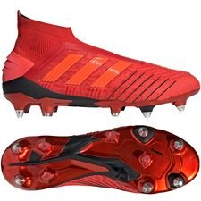 adidas Predator 19+ SG Initiator - Action Red/Core Black PRE-ORDER