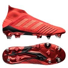 adidas predator 19+ sg initiator - action red/core black - football boots