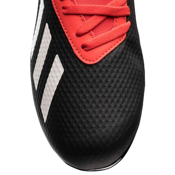 05fd808b0992 adidas X 18.3 AG Initiator - Core Black/Off White/Action Red Kids ...