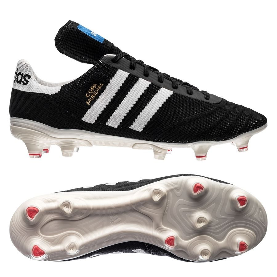 adidas copa mundial 70 years fg - core black footwear white red limited  edition ... d7fec32f8d866