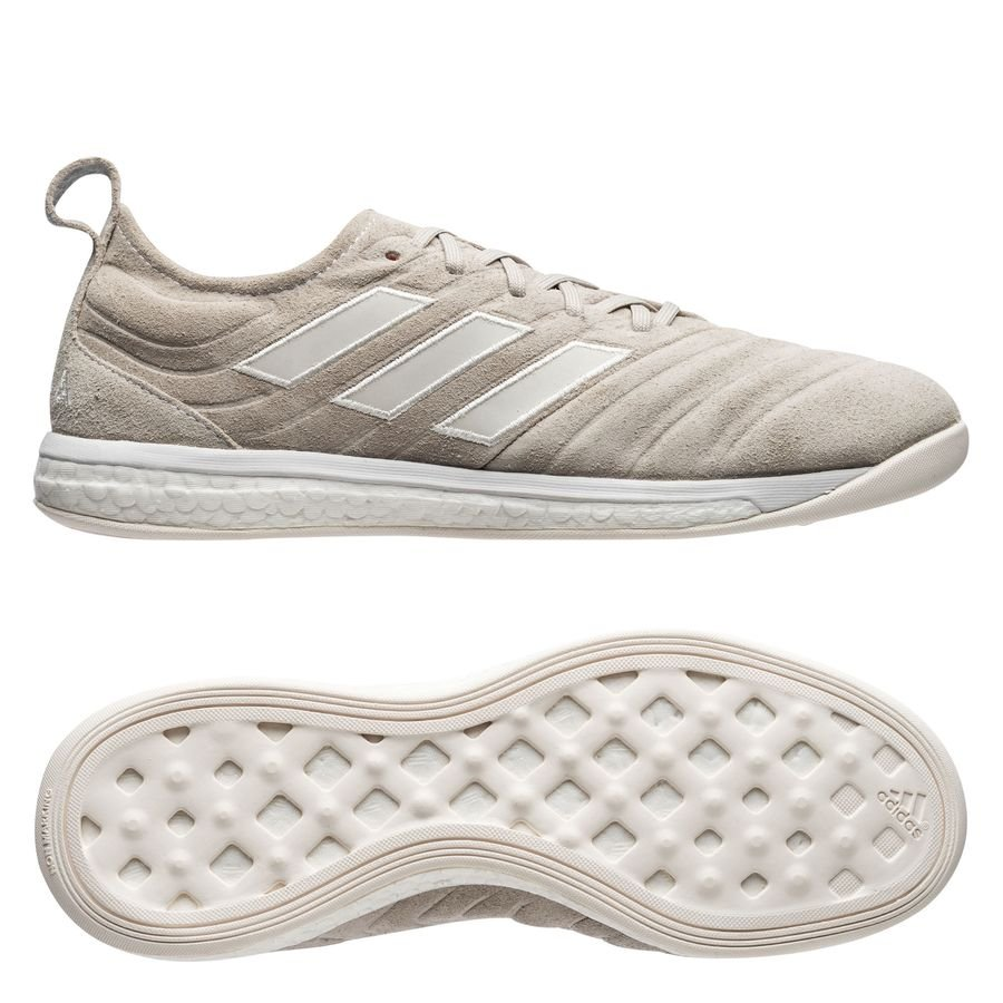adidas Copa 19+ Indoor Trainer Boost - Hvid/Hvid LIMITED EDITION thumbnail