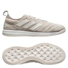 adidas Copa 19+ Indoor Trainer Boost - Vit/Vit LIMITED EDITION