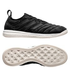 adidas Copa 19+ Indoor Trainer Boost - Svart/Grå LIMITED EDITION