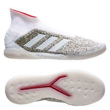 adidas Predator 19+ Trainer Celebration - Footwear White/Action Red LIMITED EDITION