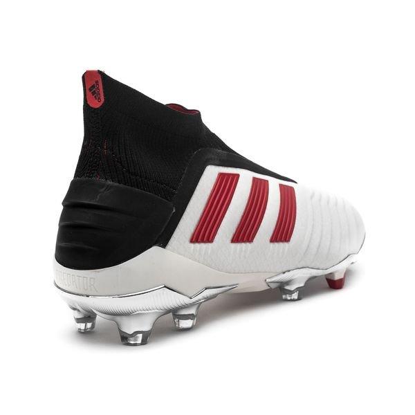 7ad43da16bd adidas Predator 19+ FG AG Paul Pogba Season 5 - Footwear White Red ...