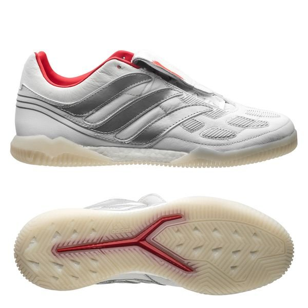 eliminar suficiente Viaje  adidas Predator Precision Trainer DB Icon - White/Silver Metallic/Red  LIMITED EDITION | www.unisportstore.com